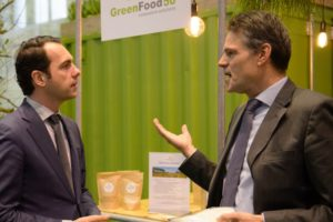 greenfood50 startup of the year entrepreneur business event wageningen startlife