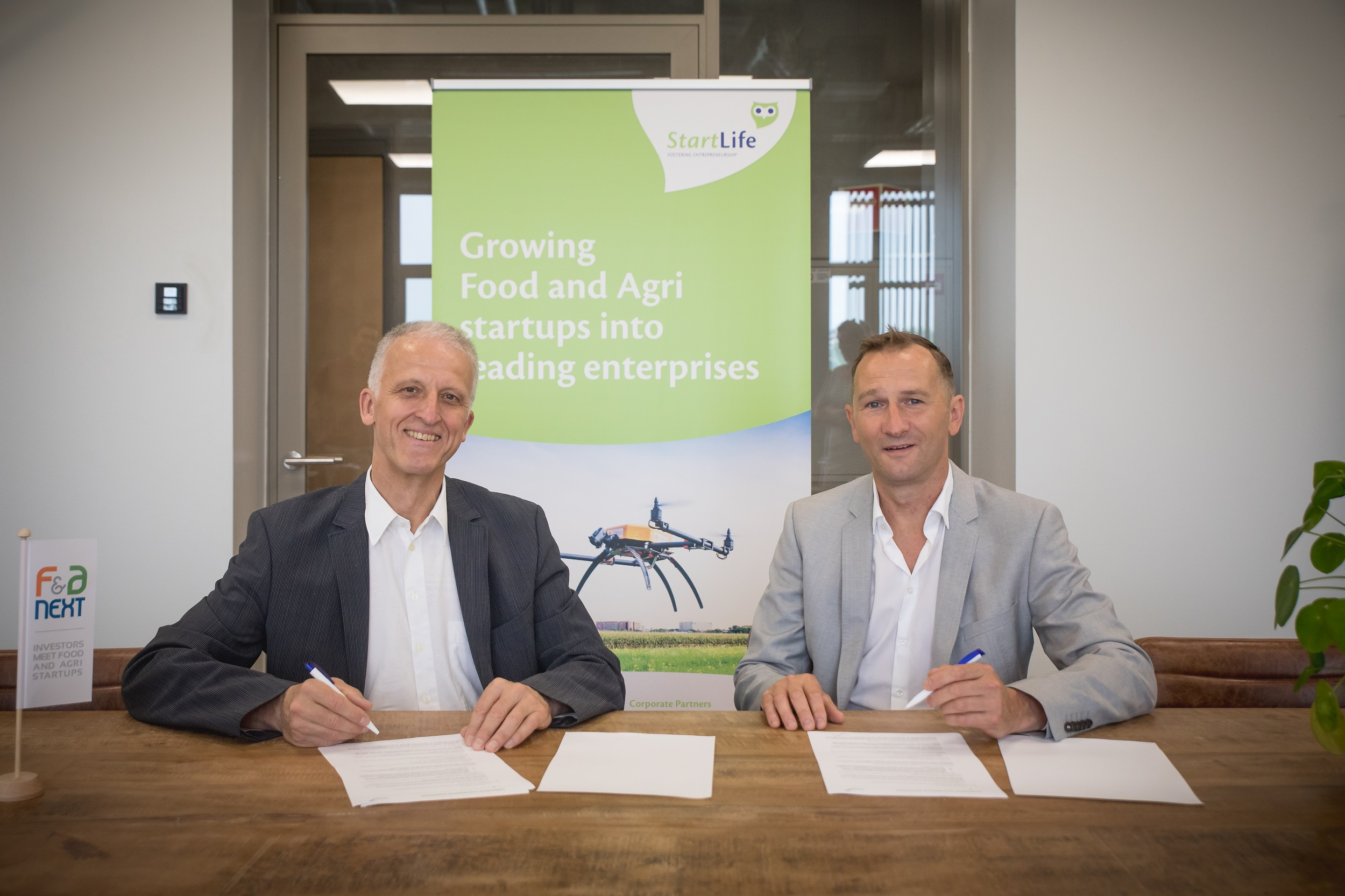 Wiesenhoff PHW partner agreement startLife