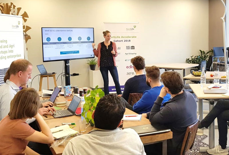 Eight new food & agtech startups for StartLife's Accelerate Program