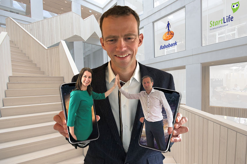 Rabobank-StartLife Extend Partnership May 2020