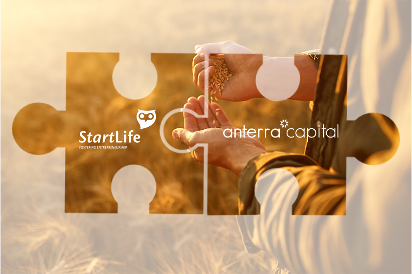 StartLife and Anterra Capital Investor Partnership