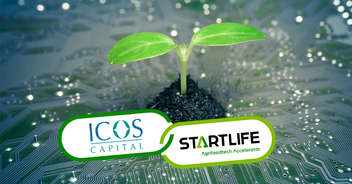 Announcement Icos Capital-StartLife Partnership