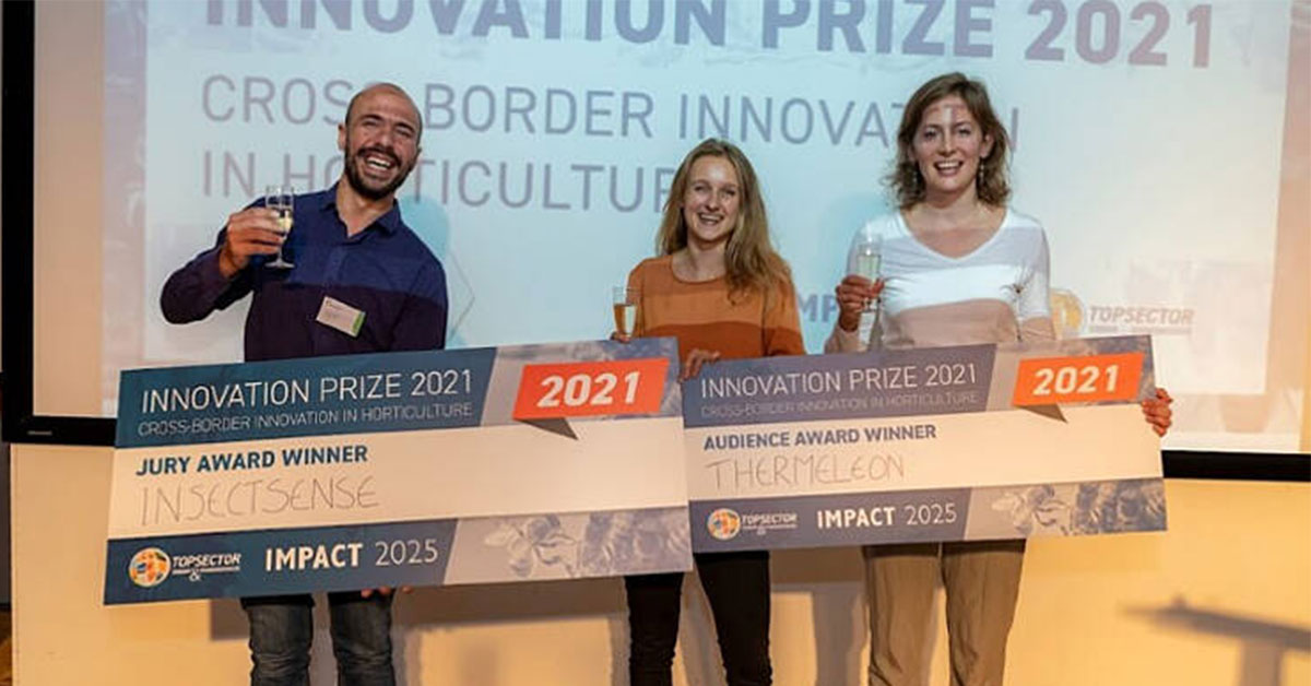 INSECTSENSE_winner_Topsector_T&U_Innovation_Prize_2021